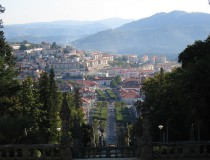 Lamego, una de las paradas en la región del Alto Duero