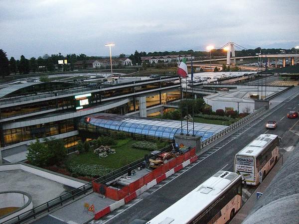 El Aeropuerto de Malpensa, uno de los aeropuertos para llegar a Milán