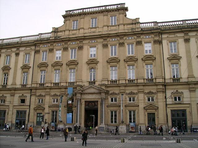 Visita el museo de Bellas Artes de Lyon