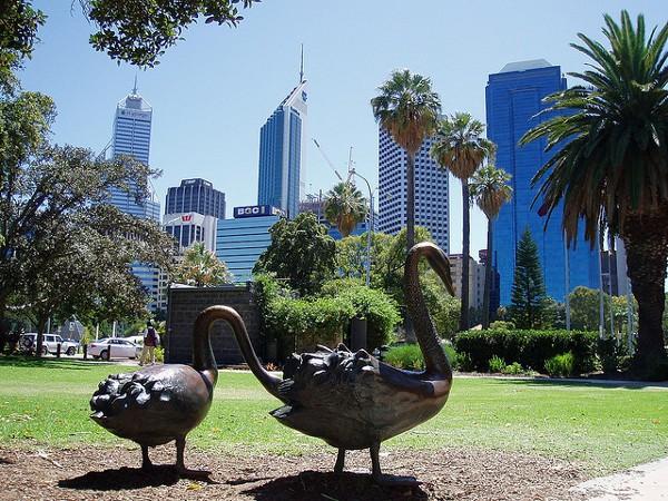 Perth, la reina del Oeste