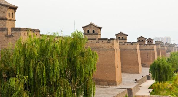 Una antigua ciudad