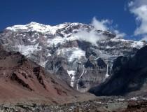 El impactante cerro Aconcagua