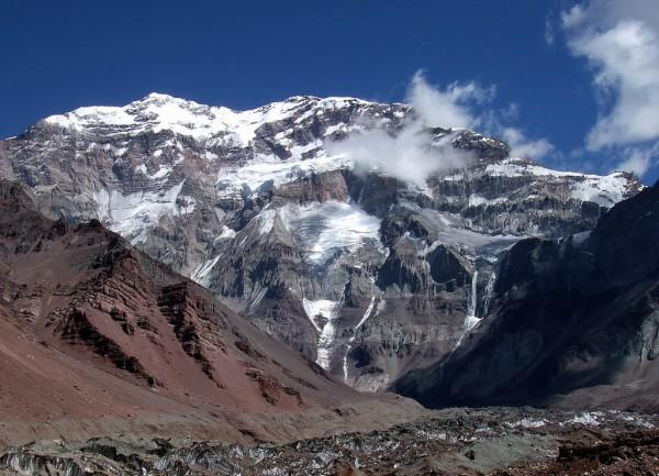 Impactante montaña
