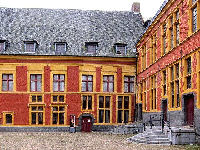 Museo del Hospicio Comtesse en Lille