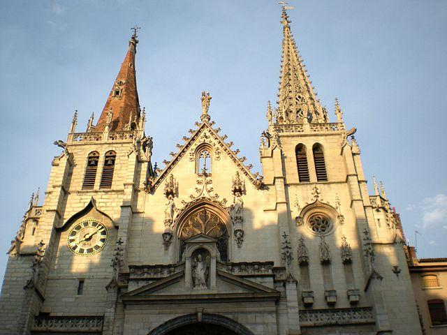 Conocer la iglesia Saint Nizier en Lyon