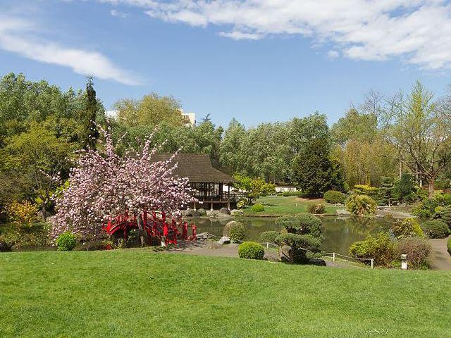 Conoce el jardín Japonés de Toulouse