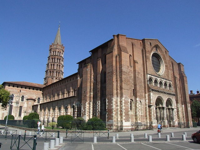 Conocer la basílica de Saint-Sernin en Toulouse