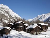 Zermatt, uno de los pueblos más atractivos del país