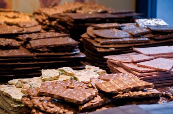 El imperio suizo del chocolate