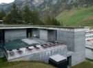 Las Termas de Vals, una obra única del arquitecto Peter Zumthor