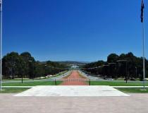 ANZAC Parade y el Memorial de Guerra Australiano