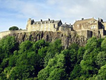 Viaja al pasado gracias al castillo de Stirling