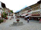Gruyères, una pequeña y encantadora ciudad histórica