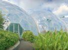 Proyecto Eden, un complejo medioambiental gigantesco