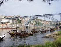 Un paseo en rabelo, algo típico de Oporto