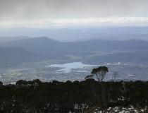La isla y estado de Tasmania