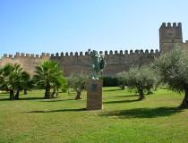 La Alcazaba de Badajoz, la cuna de la ciudad extremeña