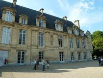 El castillo de Anet en Francia