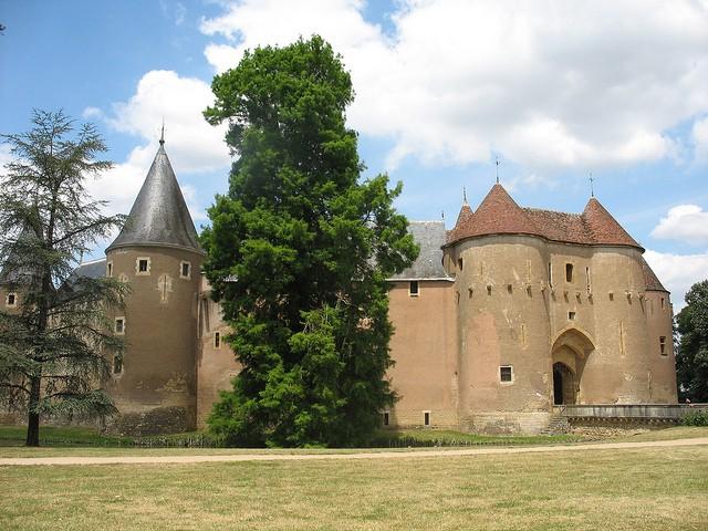 Castillo de Ainay-le-Vieil