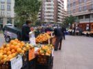 El Mercat de la Taronja de Castellón, el oro naranja de la tierra valenciana