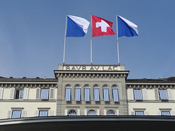 Baur au Lac, uno de los mejores hoteles de Suiza
