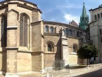 La Catedral de San Pedro, el monumento más visitado de Ginebra