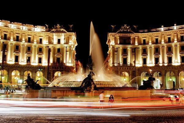 Boscolo Exedra, hotel de cinco estrellas en Roma
