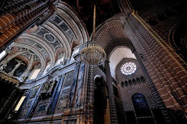 Interior de la Catedral de Évora