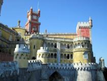 El Palacio da Pena, una de las joyas de Sintra
