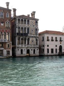 Casa Darío, un palacio veneciano con leyenda negra