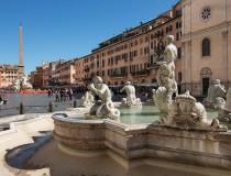Las fuentes más famosas de Roma