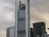La Torre Commerzbank, el edificio más alto de Alemania