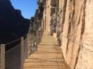El Caminito del Rey, un recorrido espectacular en Málaga