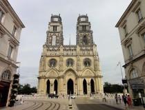 La Catedral de Orleans en Francia