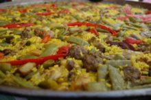 La paella valenciana, el plato español por excelencia