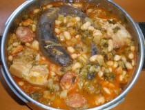 El cocido montañés, un plato típico de Cantabria que aporta las calorías necesarias para pasar el invierno