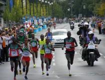 Como participar en la maratón de Berlín