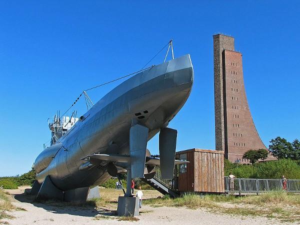 El Monumento Naval de Laboe