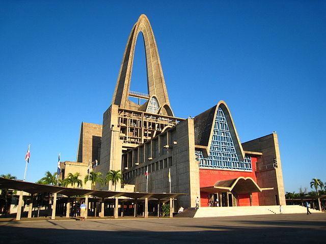 Basílica de Nuestra Señora de Altagracia en Higüey