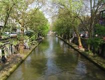 Oudegracht, Canal Viejo de Utrecht