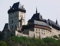 Castillo de Karlštejn en República Checa