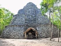 Una de las más grandes metrópolis del Mundo Maya