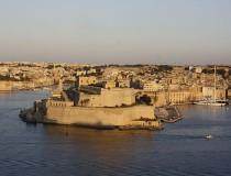 Fuerte St. Angelo en Birgu