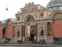 Gliptoteca Ny Carlsberg en Copenhague