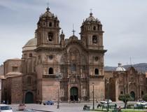 Iglesia de la Compañía de Jesús de Cuzco