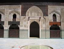 Madraza Bou Inania en Fez