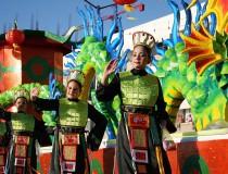 El alegre carnaval de Mazatlán