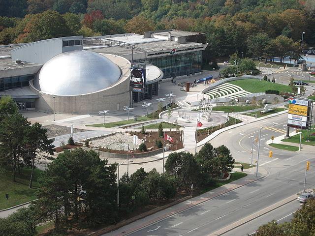 Centro Científico de Ontario en Toronto