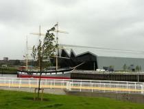 Museo Riverside del Transporte en Glasgow