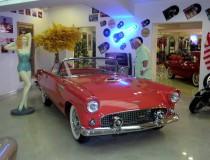 Museo de Autos Clásicos en Malta